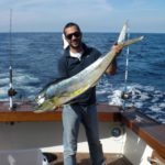 Pesca a traina nello Jonio