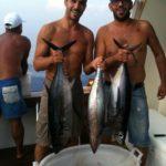 Bottino di pesca a Gallipoli