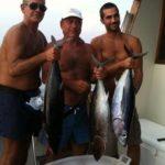 Battuta di pesca nello Jonio