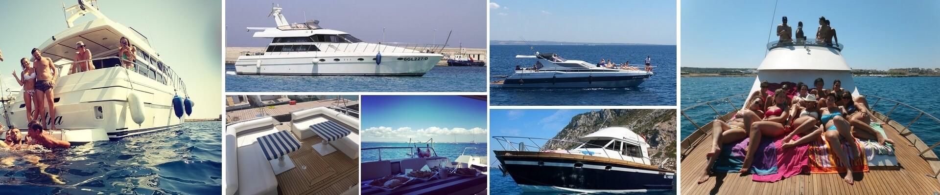 Noleggio Yacht a Gallipoli