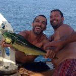 Pesca in barca nella Perla dello Jonio
