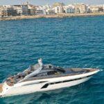 Yacht Princess in Navigazione